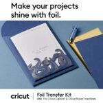 Plotterie.nl – Cricut Foil Transfer Kit 3