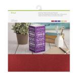 Plotterie.nl – Cricut Shimmer Paper 1
