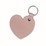 Plotterie.nl – Hartvormige Sleutelhanger Blush